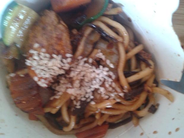 woo thai makaron